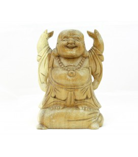 Large arms Buddha figurine