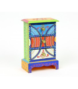 Painted wood drawer