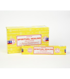 Satya spiritual healing