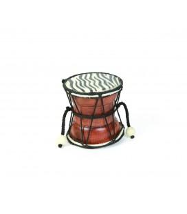Instrumentos tambor animal print