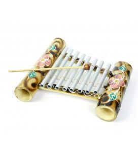 Large xylophone instrument